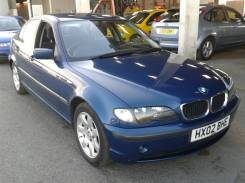 Замок двери BMW 3-er series e46 M47DO1, задний
