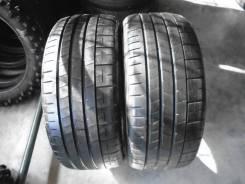 Pirelli P Zero. Летние, 2015 год, износ: 5%, 2 шт