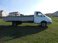 ГАЗ 330202. Газель, 2 000 куб. см., 3 000 кг.