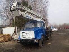 ЗИЛ АГП-22. Продаётся Автовышка Агп 22-04 ЗИЛ 433360, 22 м.