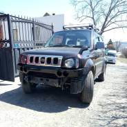 Бампер. Suzuki Jimny, JB43W, JB33W Suzuki Jimny Wide, JB43W, JB33W Suzuki Jimny Sierra, JB43W