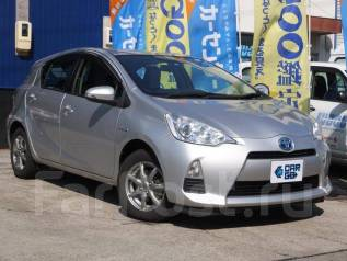 Toyota Aqua. вариатор, передний, 1.5, бензин, 67 тыс. км, б/п. Под заказ