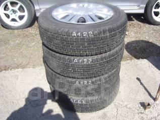 Комплект зимних шин 175/65 R-15 на дисках 4х100. x15 4x100.00 ЦО 55,0мм.