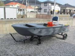 Yamaha Fish. Год: 2004 год, длина 2,77м., двигатель подвесной, 5,00л.с., бензин. Под заказ