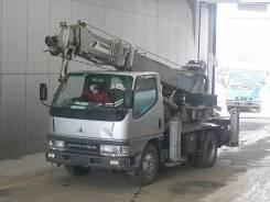 Mitsubishi Canter. Ямобур Tadano 620, 4 600 куб. см., 3 000 кг.