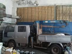 Nissan Atlas. Продается грузовик Nissan-Atlas с краном в Братске, 4 200 куб. см., 3 000 кг.