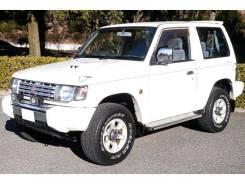 Mitsubishi Pajero. автомат, 4wd, 2.8 (124 л.с.), дизель, 137 000 тыс. км, б/п, нет птс. Под заказ