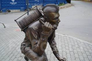 Радиотелеграфист. Военнослужащие в Росгвардию. В/я 6890. Улица Магнитогорская 5