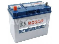 Bosch. 45 А.ч., правое крепление, производство Европа
