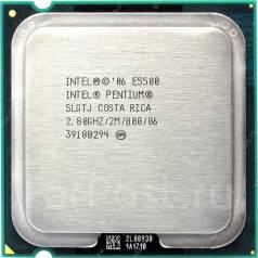 Intel Pentium E5500