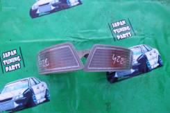 Повторитель поворота в бампер. Toyota Chaser, GX90, JZX90