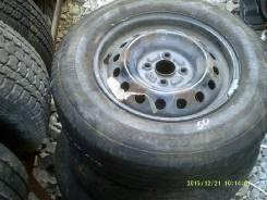 Bridgestone. Летние, износ: 20%, 3 шт