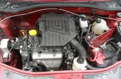 Двигатель в сборе. Renault Sandero Двигатели: K7J, K7M