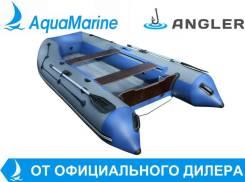 Angler. Год: 2017 год, длина 3,60м., двигатель подвесной, 25,00л.с., бензин. Под заказ