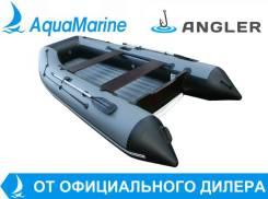 Angler. Год: 2017 год, длина 3,95м., двигатель подвесной, 30,00л.с., бензин