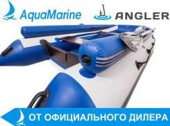 Angler. Год: 2016 год, длина 3,95м., двигатель подвесной, 30,00л.с., бензин