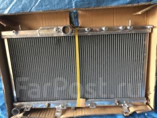 Радиатор охлаждения двигателя. Subaru Impreza, GGC, GGA, GG, GD, GD9, GG9, GD3, GD2, GG3, GG2, GDD, GDC, GDB, GDA, GGD Двигатели: EJ20, EJ15, EL15, FJ...