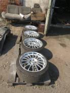 Колеса разноширокие R19 235/35 Carlsson 1/16 EVO 9.5J+8.5J. 8.5/9.5x19 5x114.30 ET40/40 ЦО 73,0мм.