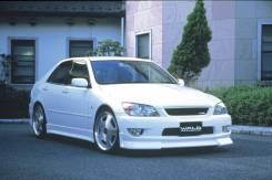 Обвес кузова аэродинамический. Lexus IS300 Lexus IS200. Под заказ