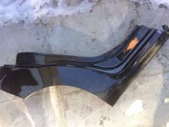 Порог, панель арки заднего правого колеса Citroen C4
