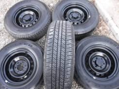 Bridgestone Dueler H/T. Всесезонные, 2011 год, износ: 10%, 5 шт