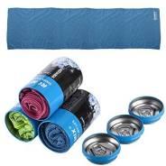 Спортивное полотенце - кондиционер с охлаждающим эффектом