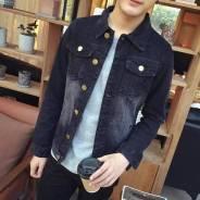 Куртки джинсовые. 42, 44, 46, 48, 50, 52, 54, 56. Под заказ