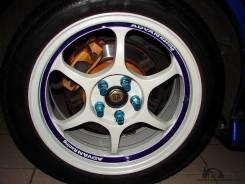 Advan Racing RG-D. 7.5x17, 5x114.30, ET29, ЦО 73,1мм.