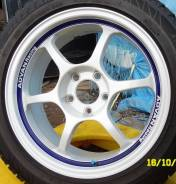 Advan Racing RG-D. 7.5x17, 5x114.30, ET29, ЦО 73,1 мм.