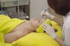 Массаж лица на аппарате Starvac! Устранение морщин, подтяжка кожи.