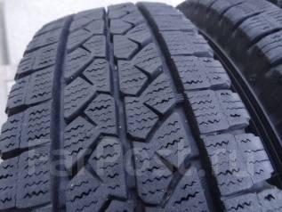 Bridgestone Blizzak VL1. Зимние, 2014 год, износ: 10%, 4 шт