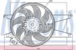 Вентилятор охлаждения радиатора. Ford Focus