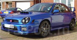 Губа. Subaru Impreza, GDA. Под заказ