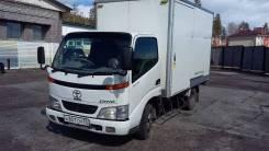 Toyota Dyna. Продается грузовой-фургон Toyota DYNA, 4 899 куб. см., 2 000 кг.
