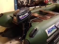 Seapro. 2016 год год, длина 3,20м., двигатель подвесной, 9,80л.с., бензин