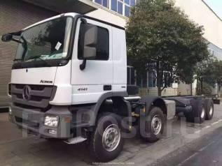 Mercedes-Benz Actros. Mercedes Actros 4141 8X4 Шасси, 100 куб. см., 50 000 кг. Под заказ