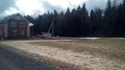 Участок с подрядом. 6 000 кв.м., собственность, электричество, вода, от частного лица (собственник)