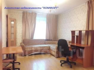 2-комнатная, улица Сахалинская 5а. Тихая, агентство, 36 кв.м.