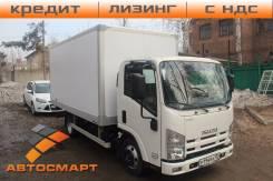 Isuzu Elf. Изотермический фургон, Isuzu ELF 3.5, 2016г, в Новосибирске, в Наличии, 3 000 куб. см., 2 200 кг.