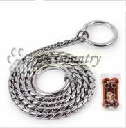 Цепочка- кобра (удавка) для собак, обхват до 60 см