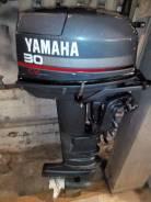 Yamaha. 30,00л.с., 2х тактный, бензин, нога L (508 мм), Год: 2007 год