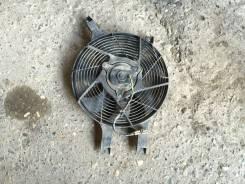 Вентилятор радиатора кондиционера. Nissan X-Trail, T30