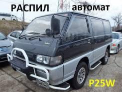 Mitsubishi Delica. автомат, 4wd, 2.5, дизель, 150 000 тыс. км, нет птс
