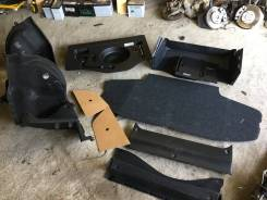 Обшивка багажника. Toyota Verossa, GX110, JZX110, GX115