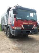 Daewoo Ultra Novus. Самосвал Daewoo Ultra, 11 070 куб. см., 37 750 кг.