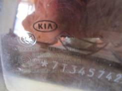 Стекло боковое. Kia Picanto