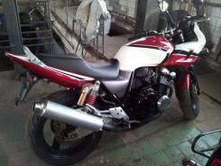 Honda CB 400. 400 куб. см., исправен, птс, с пробегом