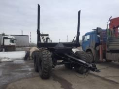 Прицеп-роспуск, 2017. Прицеп-роспуск, 14 500 кг.