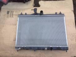 Радиатор охлаждения двигателя. Nissan Tiida, SC11X, C11X Двигатели: HR16DE, MR18DE, K9K