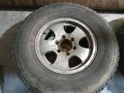 Японские колёса на кованых дисках. 7.0x16 6x139.70. Под заказ